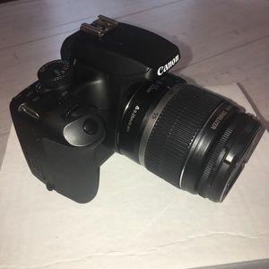 Canon 10MP DSLR Bundle